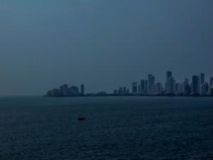 Cartagena at the horizon