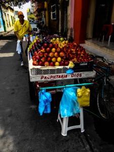 Cartagena market