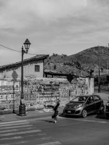 Kids asking for money outside Cuzco