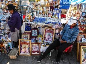 Mercato di Copacabana